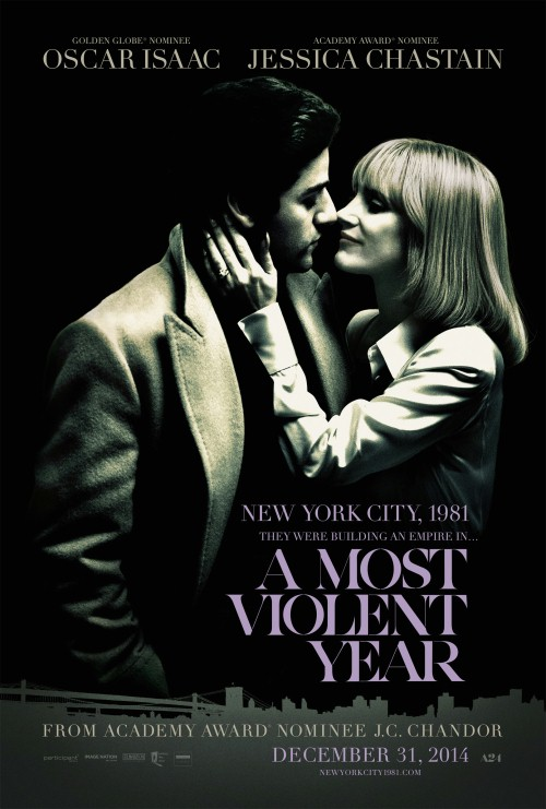 A most Violent Year/materiay prasowe