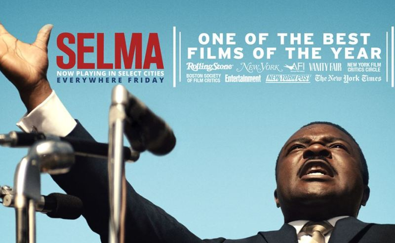 Selma - Martin Luther King